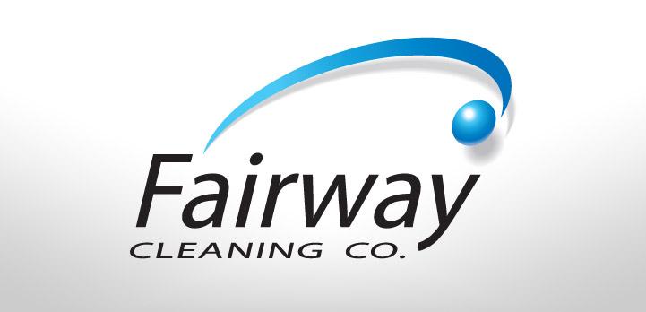 Fairway Cleaning Co Logo Cimetta Design Case Studies