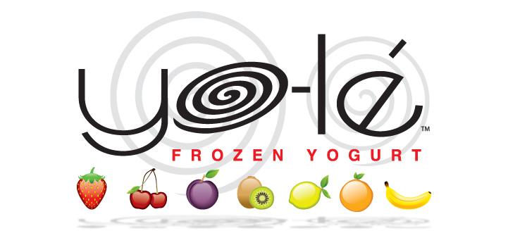 Frozen Yogurt Shop Logo  Logo design contest