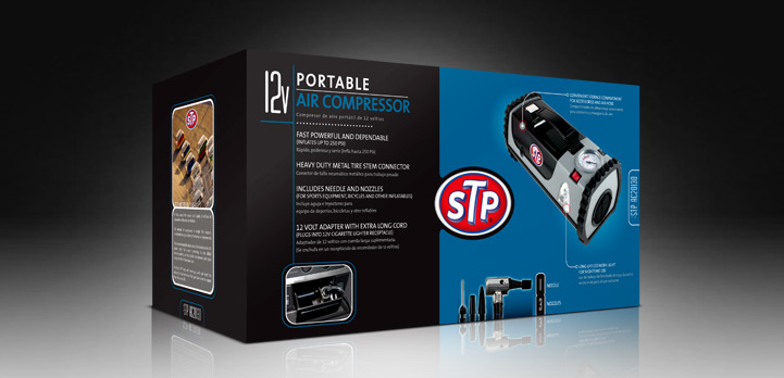 STP Air Compressor