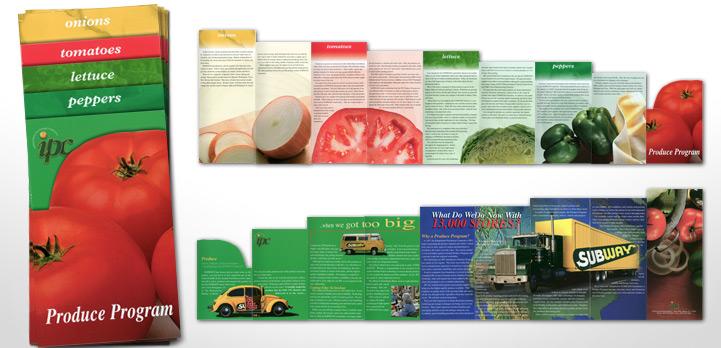 ICP Subway Brochure « Cimetta Design Case Studies