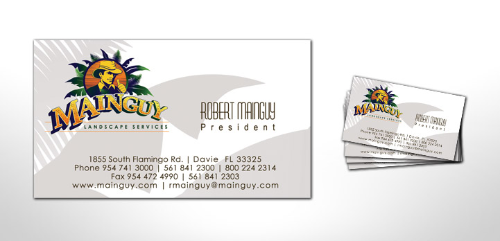 Mainguy Business Card